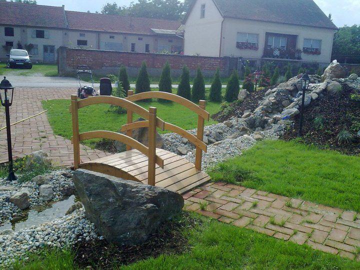 most u vrtu